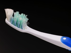 toothbrush DNA forensic sample
